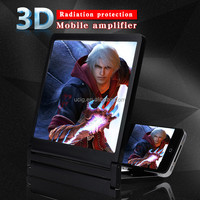 NEW!!Cell phone accessory, 3D screen amplifier for smartphone,folding portable