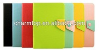Dual Color Leather Case for iPad Mini 2