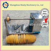 Handy Spiral Potato Cutting machine 0086-15238616350