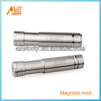 Authentic Stainless sidewinder magneto ecig mod smok mod ecig model mechanical magneto 18350 magneto mod