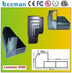 Leeman 16x16 dot matrix RGB led display led panel light aluminum frame p10 1r -v701c led module