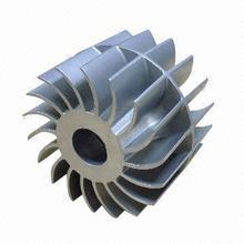 Stainless Steel Casting Pump Impeller
