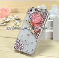 2014 Newest diamond 3d cases for iphone 5 case/accept small mix order
