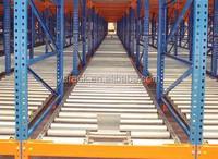 CE Certificate Heavy Duty Roller Metal Rack,FIFO,Customized