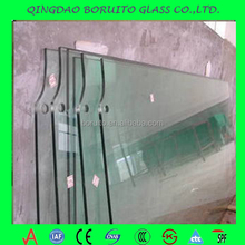 laminated tempered glass price for doors
