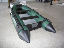 2015 Aluminum floor Zodiac ocean Inflatable Boat with engine made in China ASD-460!!!