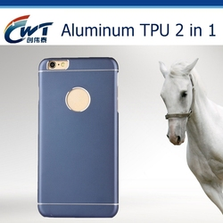 High qualtiy aluminum mobile accessories online shopping for iphone case