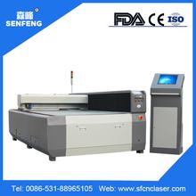 Senfeng 1300*2500mm Die Board Laser Cutting Machine With GSI 200W 300W