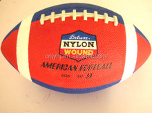 Fashion promotional american football factory