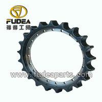 High quality D4D bulldozer excavator chain sprocket wheel