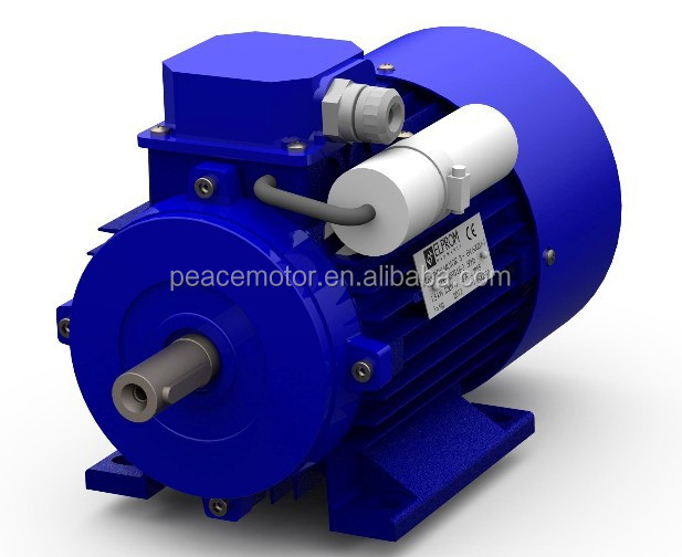 Electric Air Compressor Single Phase Motor Buy Electric