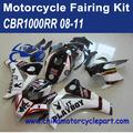 CBR1000RR 08-11 BLACK PLAYBOY Carenagens de moto