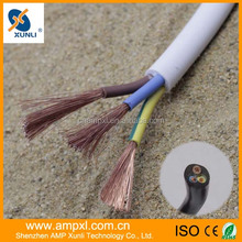 1/2/3/4/5 Core 0.5/0.75/1.0/1.5/2.5/4.0/6.0/10.MM House Electrical Cable