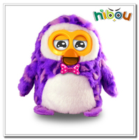 HOT interactive electronic toys furbying boom with LED eyes