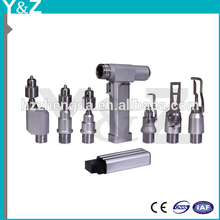 Sistema de perfuração de serras elétricas