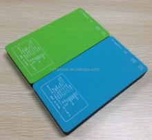 HAOYUXIN Shenzhen Factory wholesaler 2015 new model portable multi-function 12v mini portable compact jump starter