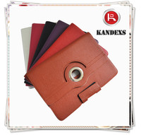 Hot Selling Colorful leather cover case for tablet leather cases with keyboard for 10 tablet
