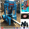 Low price different shapes coal honeycomb machine