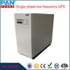 Pure sine wave Single phase online UPS Power Supply 6KVA 8KVA