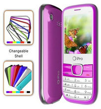 Ipro i3220 low cost cell phone /dual sim dual standby / Perfume