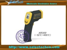 Green blacklight infrared thermometer SE-AR300+