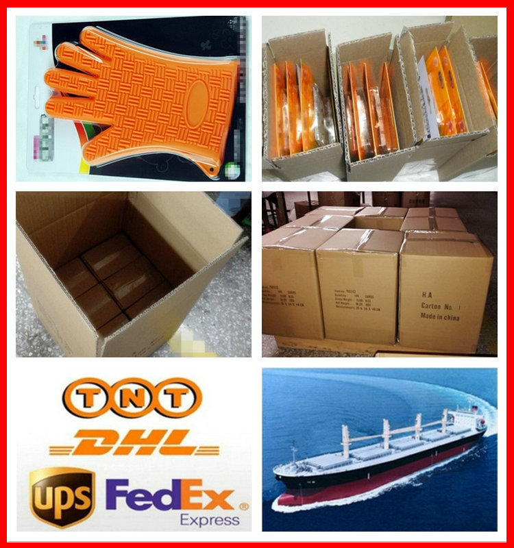 Silicone Gloves Packing