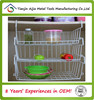 wire mesh storage basket / stainless steel wire baskets manufacture in china