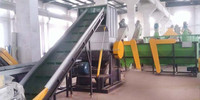 PE/PP Plastic Film Crushing /Washing/Cleaning /Recycling Line