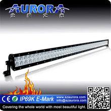 Aurora IP69K waterproof 50inch LED dual auto 12v led driving lights