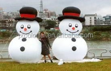 CILE 2015 best selling Inflatable Christmas Decorative Snowman Model