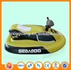 Placa de água inflável inflável elétrica jet ski para venda