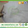 Recycleable breathable non woven fabric used for vacuum cleaner bag