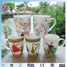 Xmas coffee mug for christmas