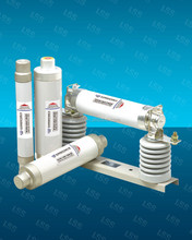 Indoor Plug-In Type High Voltage Current Limiting Fuses For Power Transformer Protection