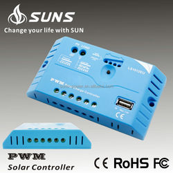 Manufacturer direct selling PWM solar controller charger 12V 10A CE&RoHS Approved