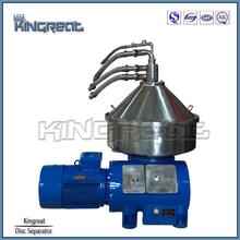 Automatico di grandi dimensioni capacità 3- fase estrazione di olio di cocco succo di centrifuga