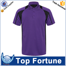 design high quality golf polo shirt for men