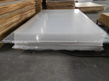 transparent and clear cast acrylic sheet