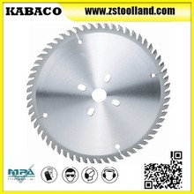 TCT saw blade for cutting