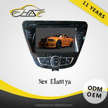 EXCELLENT QUALITY OEM GPS Black color 7inch touch screen car dvd gps hyundai elantra sd card/tv/usb