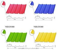 Color Coating Wave Tile, Roofing Sheets