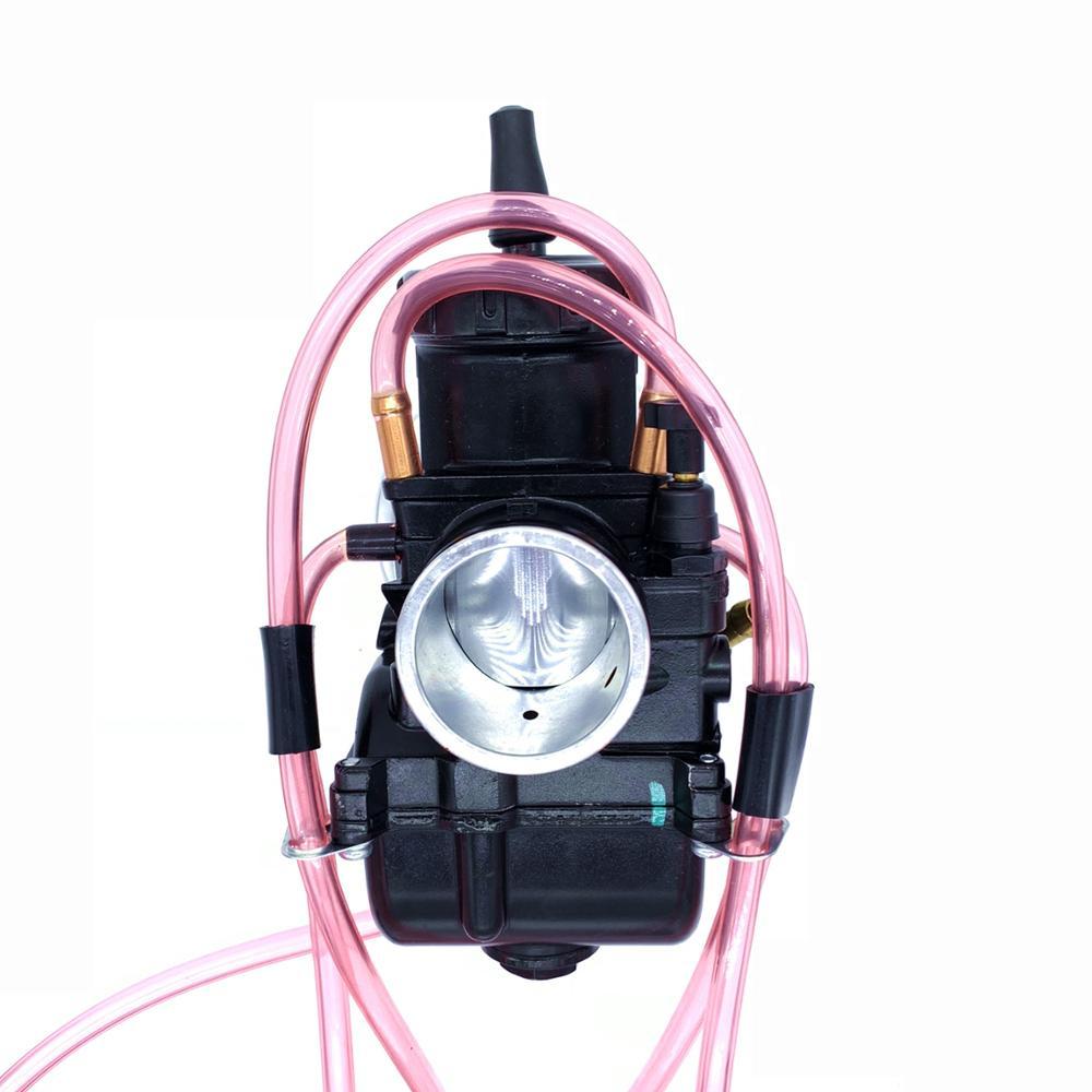 PWK 33 34 35 36 38 40 42 màu đen được sử dụng cho Keihin Chính Hãng Bộ Chế Hòa Khí với đầu vào Cho KTM