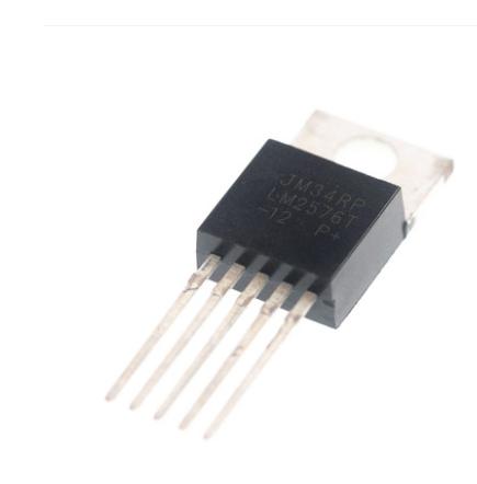 LM2576T-12 IC جزء إلى 220-5 إدارة الطاقة IC conpornent LM2576T-12