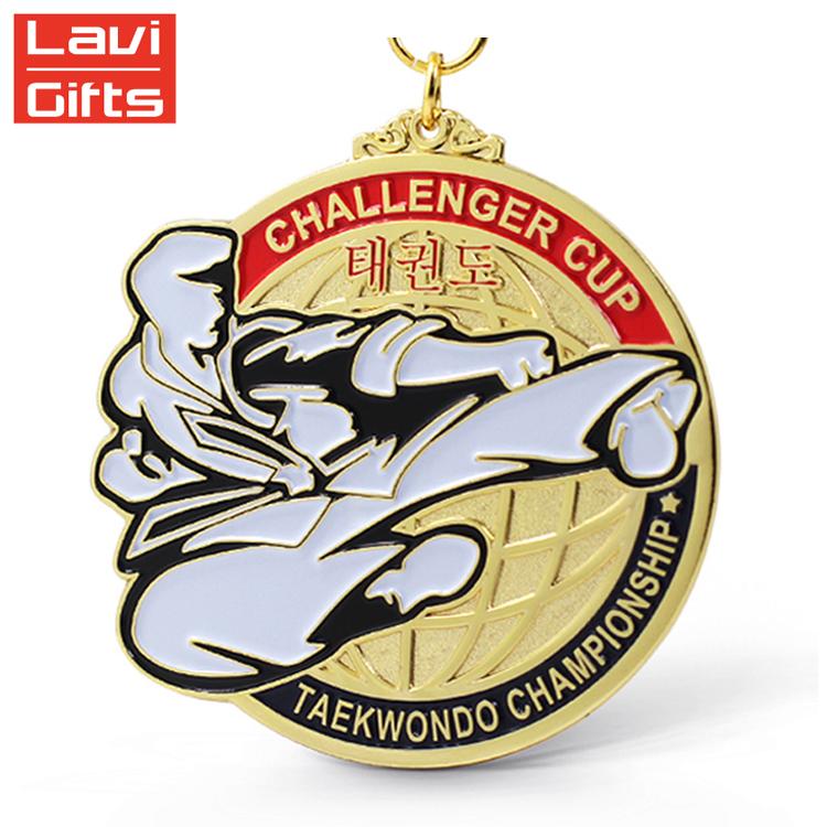 Personalizzata In Metallo Sport Premi Medaglia D'oro Medaglione Maker Per Il <span class=keywords><strong>Vincitore</strong></span>