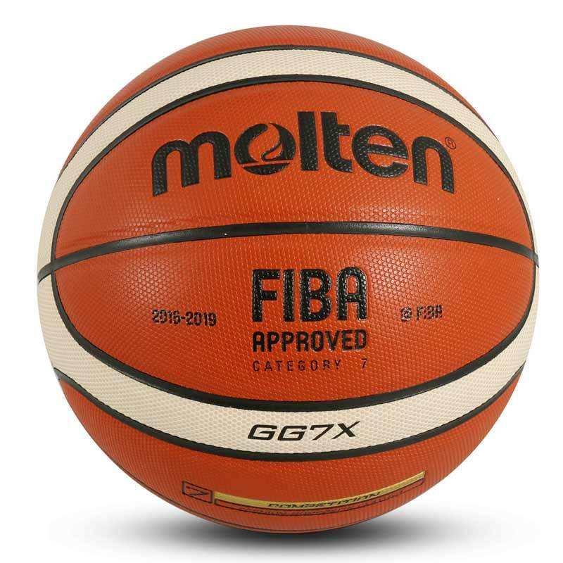 PALLACANESTRO basquetebol tr GG7X PU cuir fondu homme logo personnalisé ballon de basket