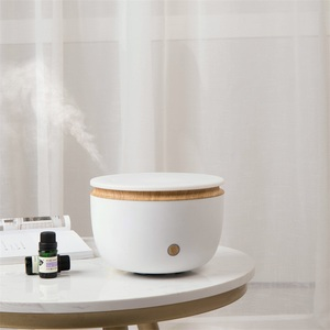 500ml ambientador eléctrico casa Oficina vestíbulo del hotel fragancia difusor de aroma
