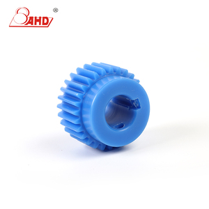 Fabrik Direkt Verkauf Nach maß nylon Kunststoff getriebe CNC rapid prototyping