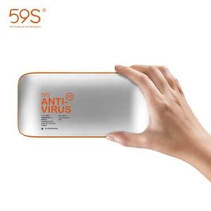조인트 디자인 59s 미니 Led Uvc 살균기 Uv 핸드폰 소독제 소독 장비 Uv 살균기