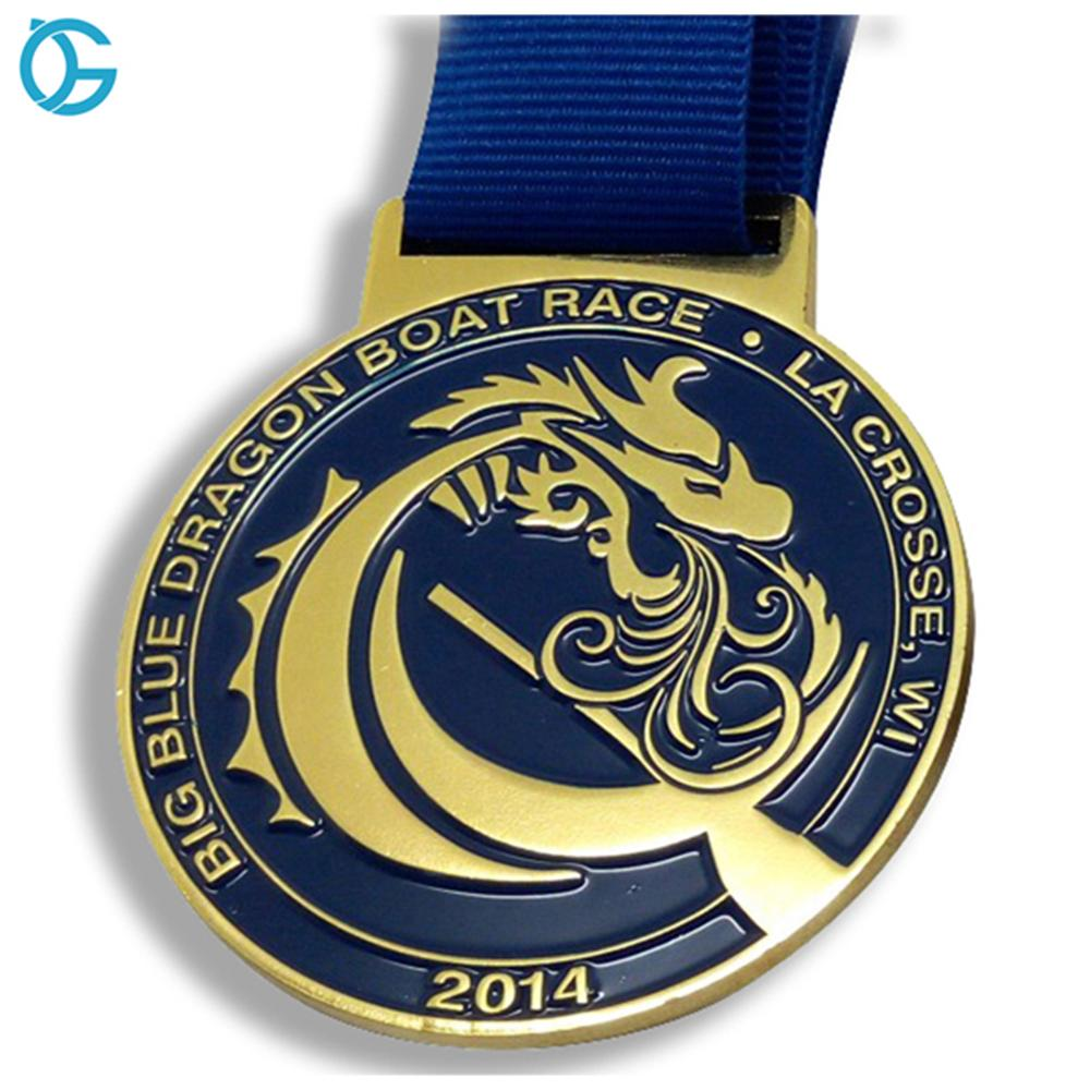 Promozione Su Misura Concorrenza Smalto Duro di Lusso di Sport Medaglia Premio Per Il <span class=keywords><strong>Vincitore</strong></span>