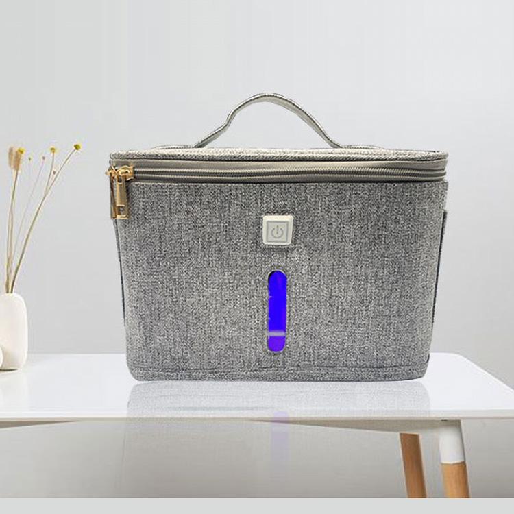 Ev uv-c kabine sterilizatör saklama çantası katlanabilir sterilizasyon Uv çantası